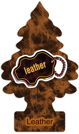 Pengharum Little Trees Leather