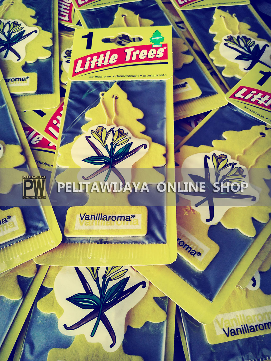 Pengharum Little Trees Vanillaroma