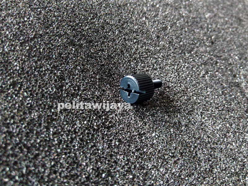 Tools Sparepart Thumb Screw Hitam